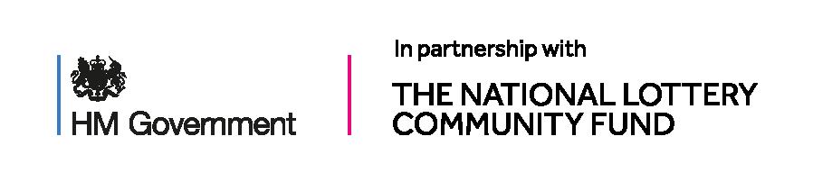 National Lottery partnership logo